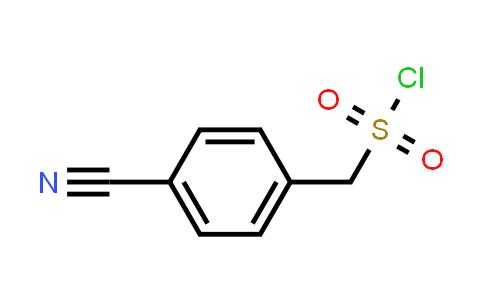 56105-99-8 | (4-Cyanophenyl)methanesulfonyl chloride