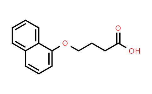 DY456510 | 16563-45-4 | 4-(Naphthalen-1-yloxy)butyric acid