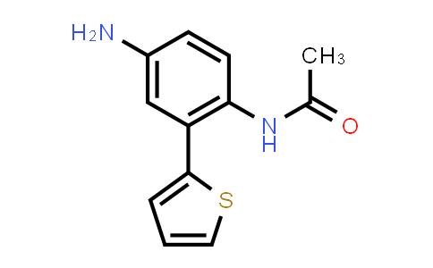 DY456511 | 1131604-98-2 | N-(4-Amino-2-thiophen-2-yl-phenyl)acetamide