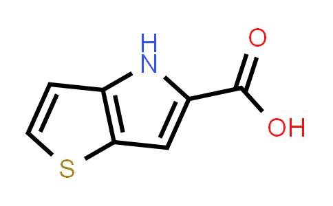DY456515 | 39793-31-2 | 4H-Thieno[3,2-b]pyrrole-5-carboxylic acid
