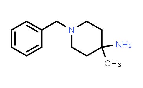 DY456519 | 163271-06-5 | 1-Benzyl-4-methyl-piperidin-4-ylamine