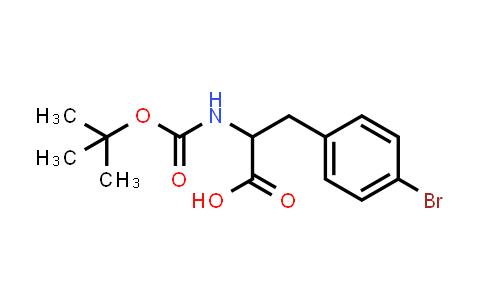 MC456537 | 132153-48-1 | Boc-4-Bromo-DL-phenylalanine