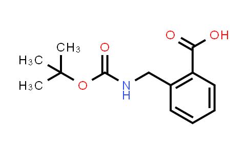 669713-61-5 | 2-(tert-Butoxycarbonylaminomethyl)benzoic acid