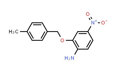 DY456546 | 930797-51-6 | 2-(4-Methylbenzyloxy)-4-nitrophenylamine
