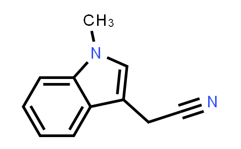 51584-17-9 | (1-Methyl-1H-indol-3-yl)acetonitrile