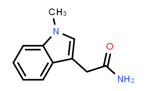 150114-41-3 | 2-(1-Methyl-1H-indol-3-yl)acetamide
