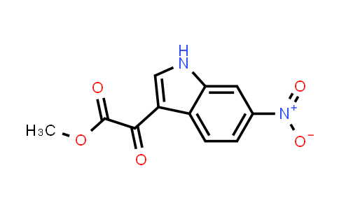 DY456553 | 133053-91-5 | (6-Nitro-1H-indol-3-yl)oxoacetic acid methyl ester
