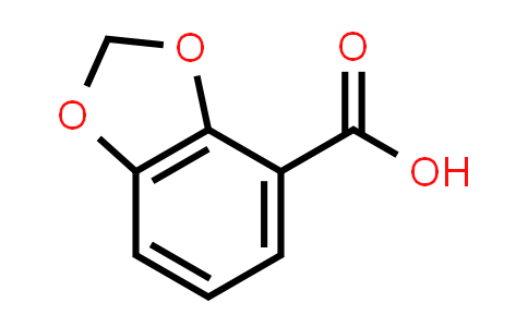 MC456556 | 5768-39-8 | Benzo[1,3]dioxole-4-carboxylic acid
