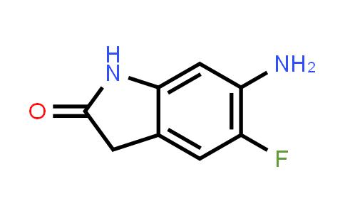 150544-01-7 | 6-Amino-5-fluoro-1,3-dihydro-indol-2-one