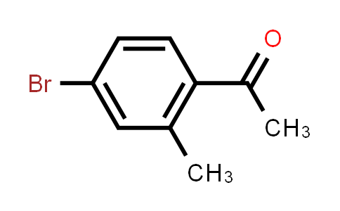 65095-33-2 | 1-(4-Bromo-2-methylphenyl)ethanone