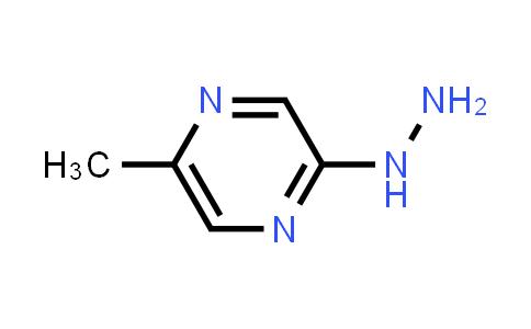 DY456594 | 165124-42-5 | (5-Methylpyrazin-2-yl)hydrazine