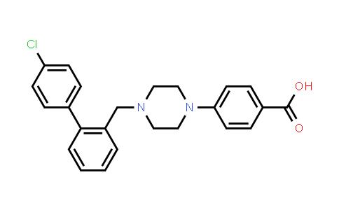 916204-05-2 | 4-[4-(4'-Chlorobiphenyl-2-ylmethyl)piperazin-1-yl]benzoic acid