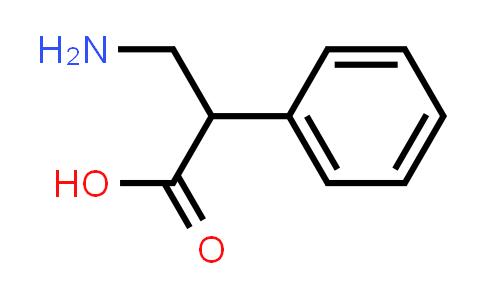 4370-95-0 | 3-Amino-2-phenylpropionic acid