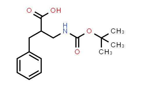 26250-90-8 | 2-Benzyl-3-tert-butoxycarbonylamino-propionic acid