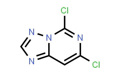 883738-16-7   5,7-Dichloro-[1,2,4]triazolo[1,5-c]pyrimidine