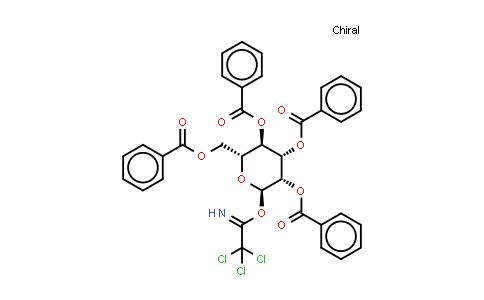 183901-63-5   2,3,4,6-Tetra-o-benzoyl-alpha-D-mannopyranosyl trichloroacetimidate