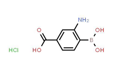 850568-60-4   3-Amino-4-boronobenzoic acid, hydrochloride