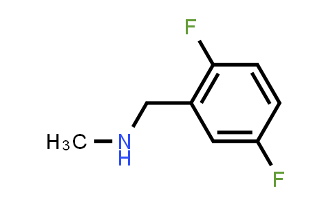392691-70-2 | N-(2,5-Difluorobenzyl)-N-methylamine