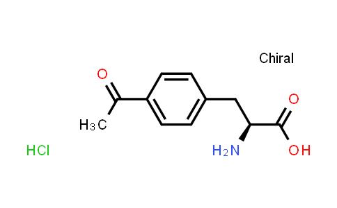 MC456658 | 22888-49-9 | 4-Acetyl phenylalanine hydrochloride