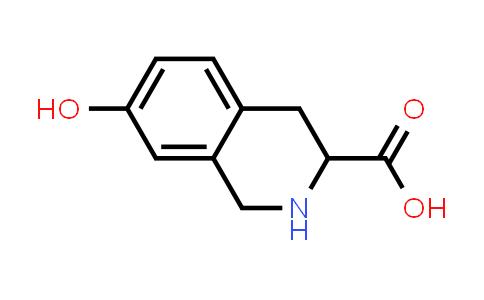DY456659 | 35186-98-2 | 7-Hydroxy-1,2,3,4-tetrahydroisoquinoline-3-carboxylic acid