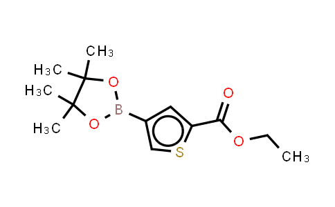 DY456663 | 1207557-61-6 | 4-(4,4,5,5-Tetramethyl-[1,3,2]dioxaborolan-2-yl)-thiophene-2-carboxylic acid ethyl es