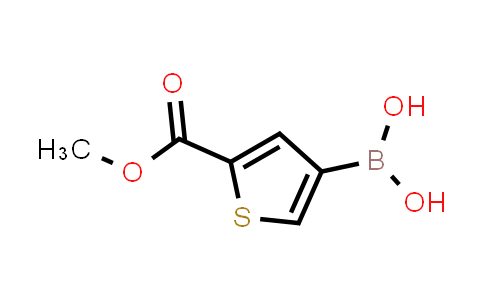DY456664 | 957062-52-1 | 4-Boronothiophene-2-carboxylic acid methyl ester