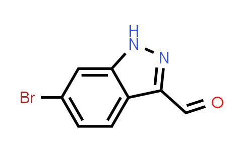 MC456667 | 885271-72-7 | 6-Bromo-1H-indazole-3-carbaldehyde
