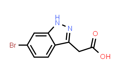 MC456668 | 944904-66-9 | (6-Bromo-1H-indazol-3-yl)-acetic acid