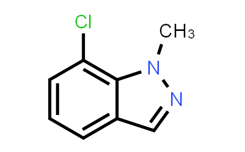 1216697-27-6 | 7-Chloro-1-methyl-1H-indazole