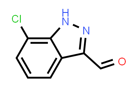 885519-02-8 | 7-Chloro-1H-indazole-3-carbaldehyde