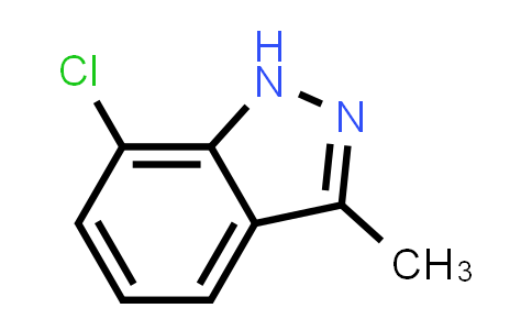 1378582-62-7 | 7-Chloro-3-methyl-1H-indazole
