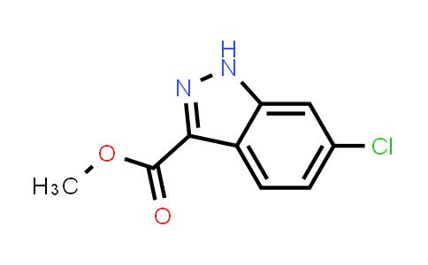 MC456680 | 717134-47-9 | 6-Chloro-1H-indazole-3-carboxylic acid methyl ester