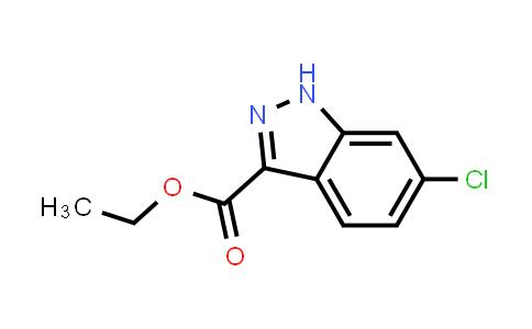MC456681 | 885279-23-2 | 6-Chloro-1H-indazole-3-carboxylic acid ethyl ester