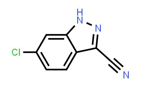 MC456682 | 885278-30-8 | 6-Chloro-1H-indazole-3-carbonitrile