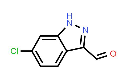 MC456683 | 885521-37-9 | 6-Chloro-1H-indazole-3-carbaldehyde