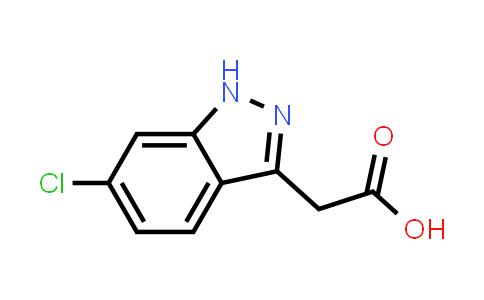 MC456686 | 35715-85-6 | (6-Chloro-1H-indazol-3-yl)-acetic acid