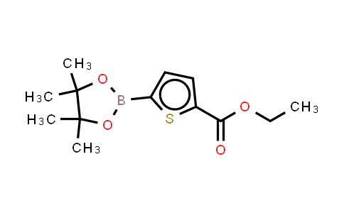 DY456689 | 1150271-60-5 | 5-(4,4,5,5-Tetramethyl-[1,3,2]dioxaborolan-2-yl)-thiophene-2-carboxylic acid ethyl es