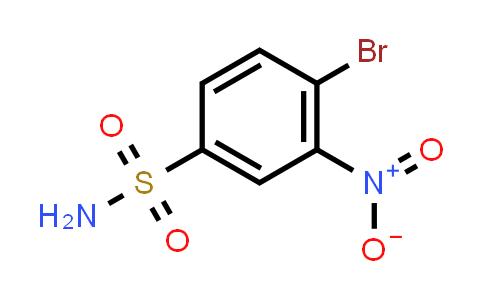 4750-20-3 | 4-Bromo-3-nitrobenzenesulfonamide