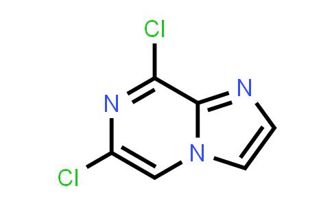1245645-38-8 | 6,8-Dichloro-imidazo[1,2-a]pyrazine
