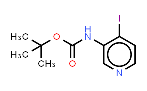 154048-89-2 | (4-lodo-pyridin-3-yl)carbamic acid tert-butyl ester