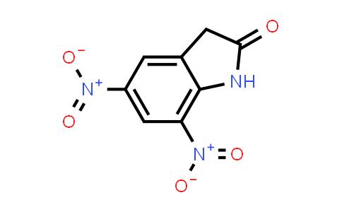 DY456722 | 30490-21-2 | 5,7-Dinitro-1,3-dihydro-indol-2-one