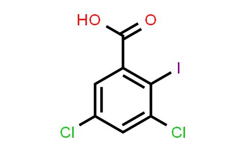 15396-37-9   3,5-Dichloro-2-iodo-benzoic acid