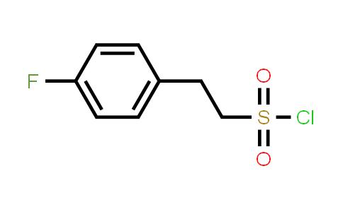 405219-34-3 | 2-(4-Fluorophenyl)ethanesulfonyl chloride