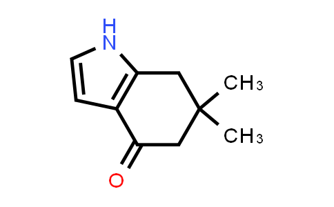 DY456740 | 20955-75-3 | 6,6-Dimethyl-1,5,6,7-tetrahydroindol-4-one