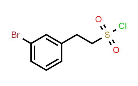 1196152-18-7   2-(3-Bromophenyl)ethanesulfonyl chloride