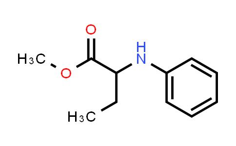 77165-36-7 | 2-Phenylaminobutyric acid methyl ester