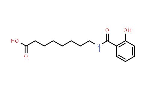 DY456748 | 183990-46-7 | 8-(2-Hydroxybenzoylamino)octanoic acid