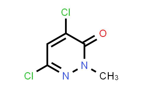 MC456752 | 6885-89-8 | 4,6-Dichloro-2-methyl-2H-pyridazin-3-one