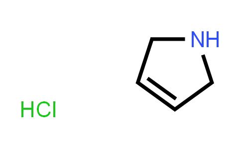 63468-63-3 | 2,5-dihydro-1H-pyrrole hydrochloride