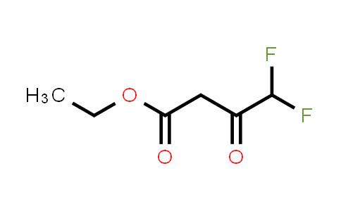 MC456824 | 352-24-9 | Ethyl 4,4-difluoro-3-oxobutanoate